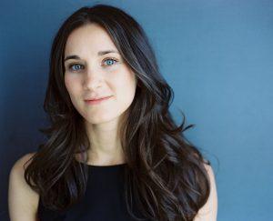 Ottawa playwright Hannah Moscovitch.
